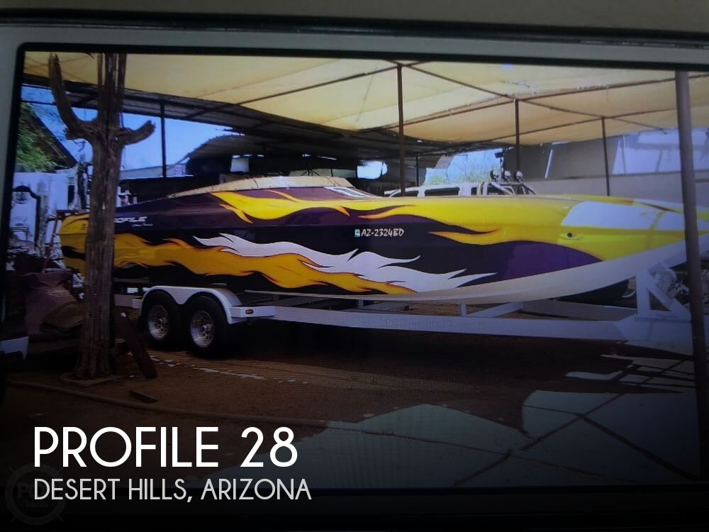 Used Profile Boats For Sale by owner | 1998 Profile 28