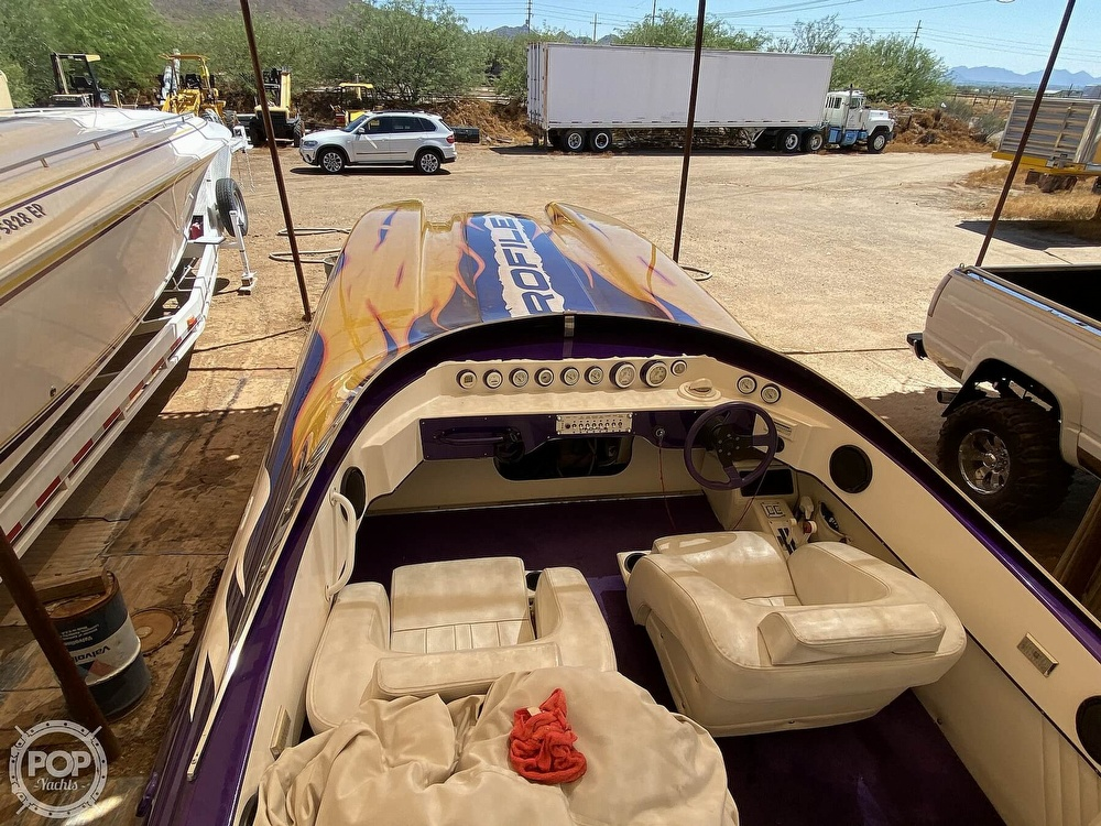 1998 Profile boat for sale, model of the boat is 28 & Image # 19 of 41