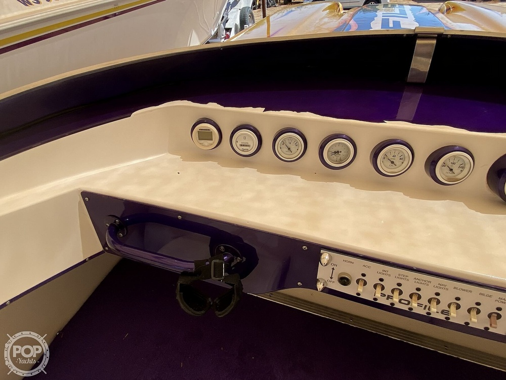 1998 Profile boat for sale, model of the boat is 28 & Image # 18 of 42