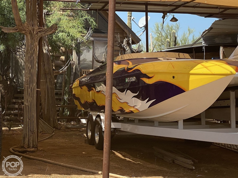 1998 Profile boat for sale, model of the boat is 28 & Image # 37 of 41