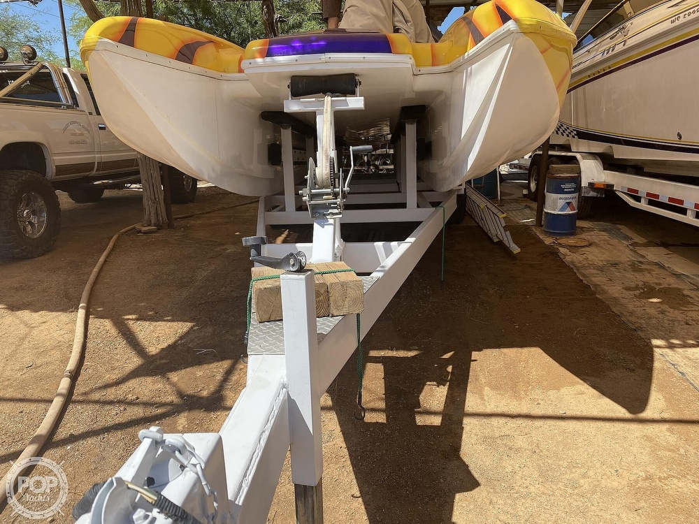 1998 Profile boat for sale, model of the boat is 28 & Image # 35 of 42