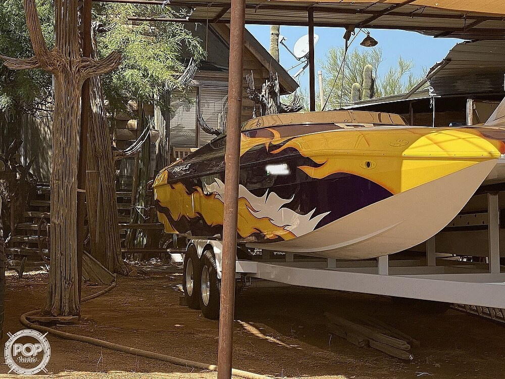 1998 Profile boat for sale, model of the boat is 28 & Image # 41 of 42