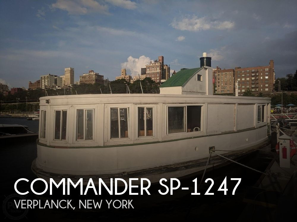 Used Commander Boats For Sale by owner | 1917 Commander SP-1247