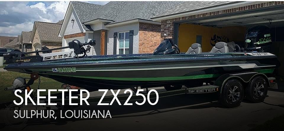 Used Skeeter Boats For Sale by owner | 2019 Skeeter Zx250