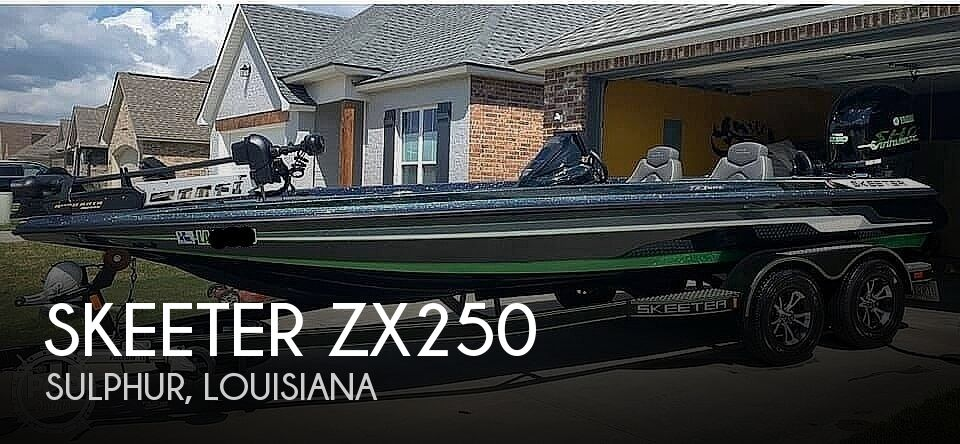 2019 SKEETER ZX250 for sale