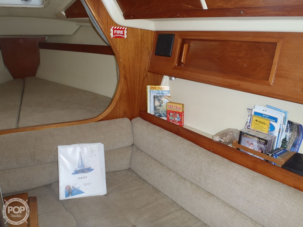 1987 Pearson boat for sale, model of the boat is 28-2 & Image # 3 of 25