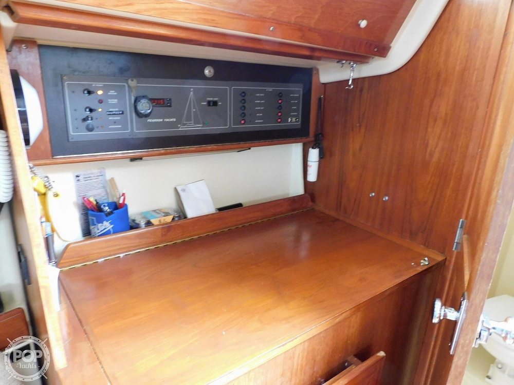 1987 Pearson boat for sale, model of the boat is 28-2 & Image # 12 of 25