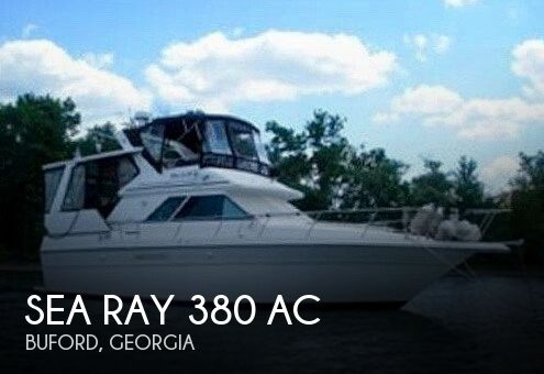 Used Sea Ray 38 Boats For Sale by owner | 1989 Sea Ray 380 AC