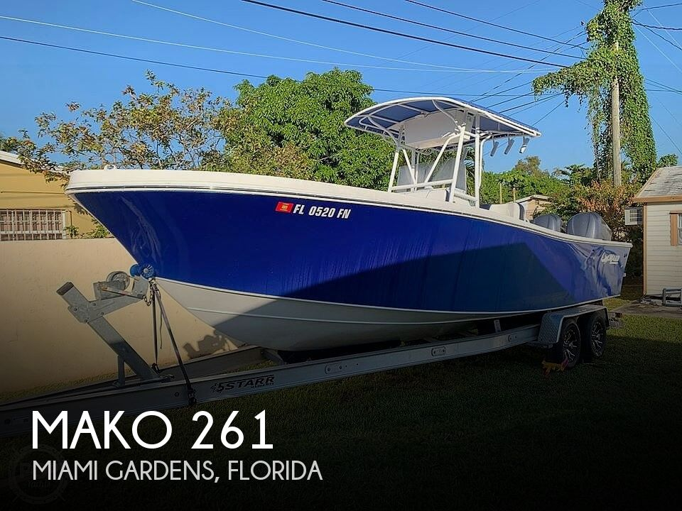Used MAKO Boats For Sale by owner | 1987 Mako 261