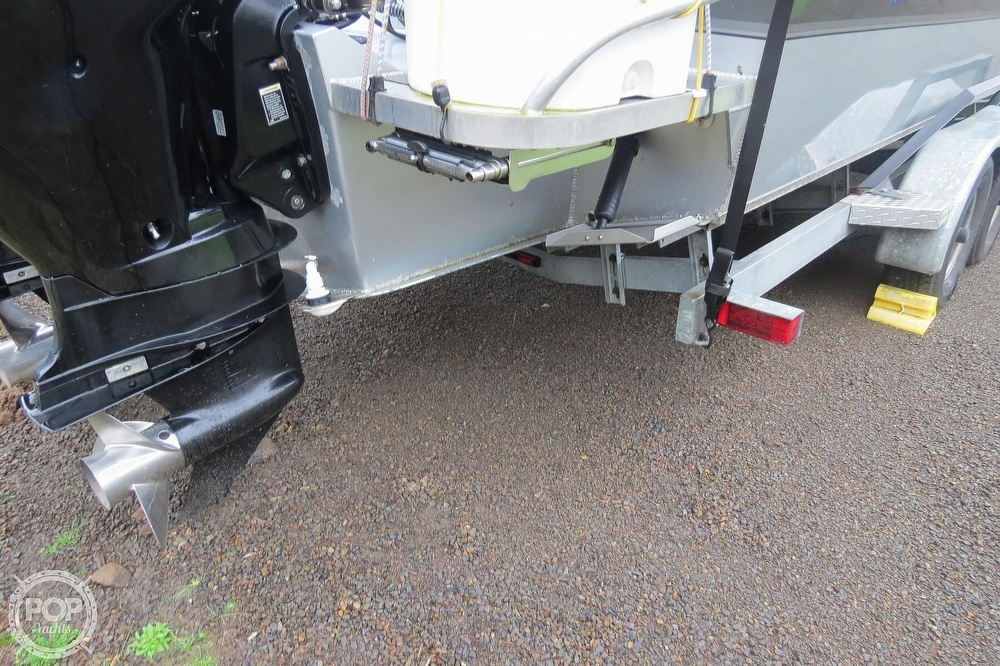 2012 Alumaweld boat for sale, model of the boat is Pacific 27 & Image # 26 of 40