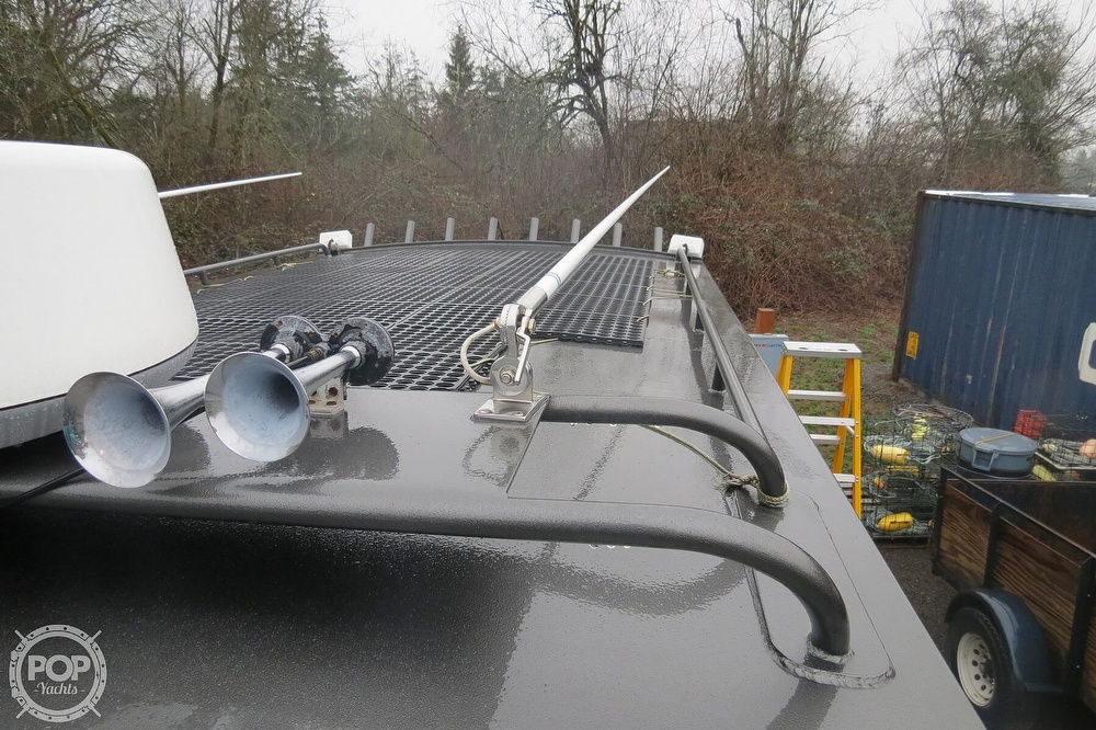 2012 Alumaweld boat for sale, model of the boat is Pacific 27 & Image # 12 of 40