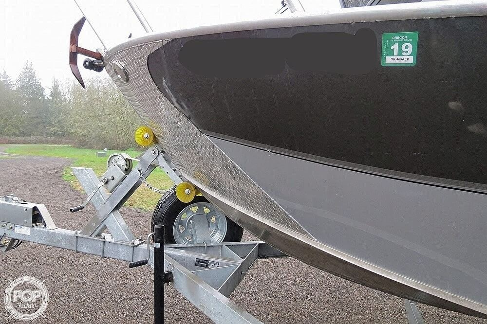 2012 Alumaweld boat for sale, model of the boat is Pacific 27 & Image # 24 of 40