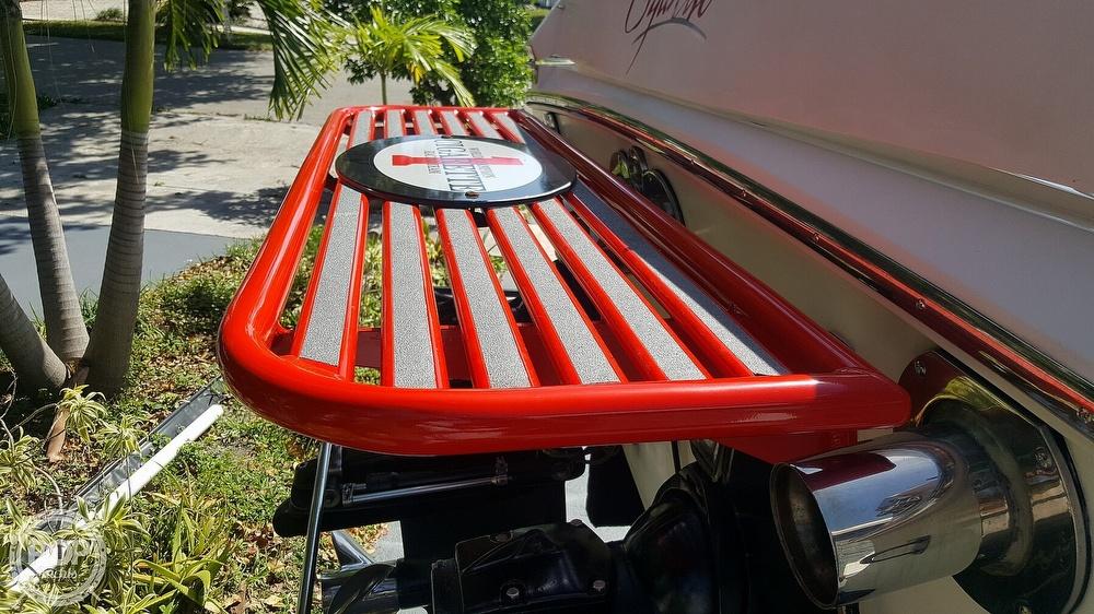 1986 Cigarette boat for sale, model of the boat is 35 Cafe Racer & Image # 16 of 40