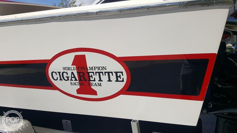 1986 Cigarette boat for sale, model of the boat is 35 Cafe Racer & Image # 30 of 40