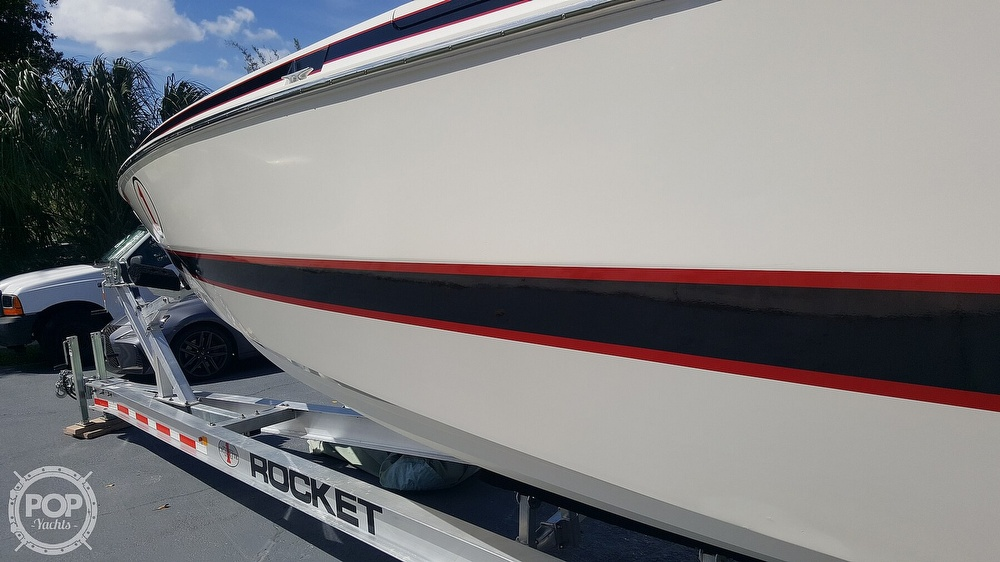 1986 Cigarette boat for sale, model of the boat is 35 Cafe Racer & Image # 34 of 40