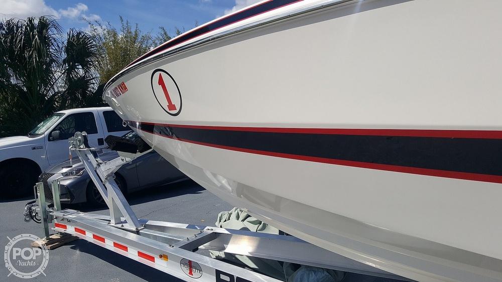 1986 Cigarette boat for sale, model of the boat is 35 Cafe Racer & Image # 35 of 40