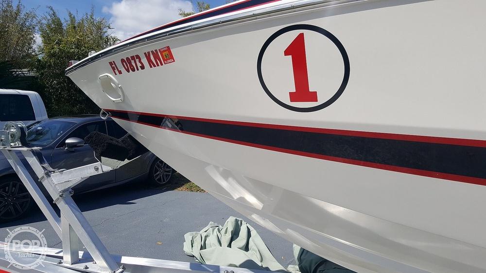1986 Cigarette boat for sale, model of the boat is 35 Cafe Racer & Image # 36 of 40