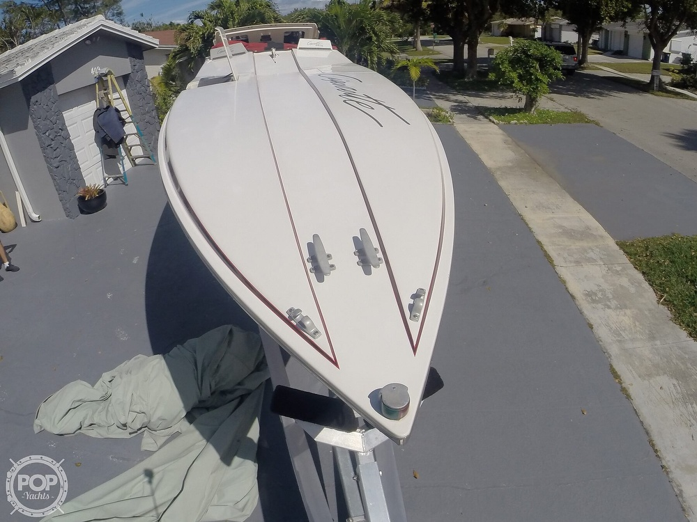 1986 Cigarette boat for sale, model of the boat is 35 Cafe Racer & Image # 10 of 40