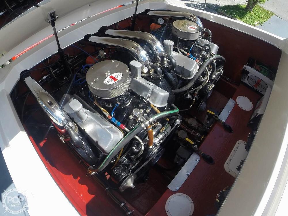 1986 Cigarette boat for sale, model of the boat is 35 Cafe Racer & Image # 4 of 40