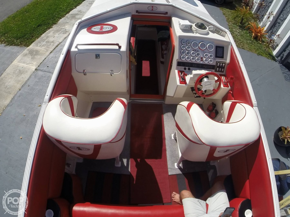 1986 Cigarette boat for sale, model of the boat is 35 Cafe Racer & Image # 2 of 40