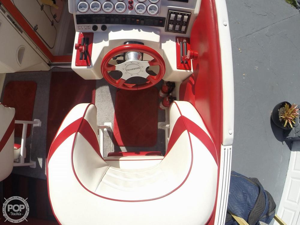 1986 Cigarette boat for sale, model of the boat is 35 Cafe Racer & Image # 5 of 40