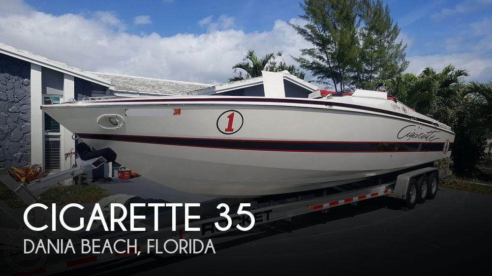 1986 CIGARETTE 35 CAFE RACER for sale
