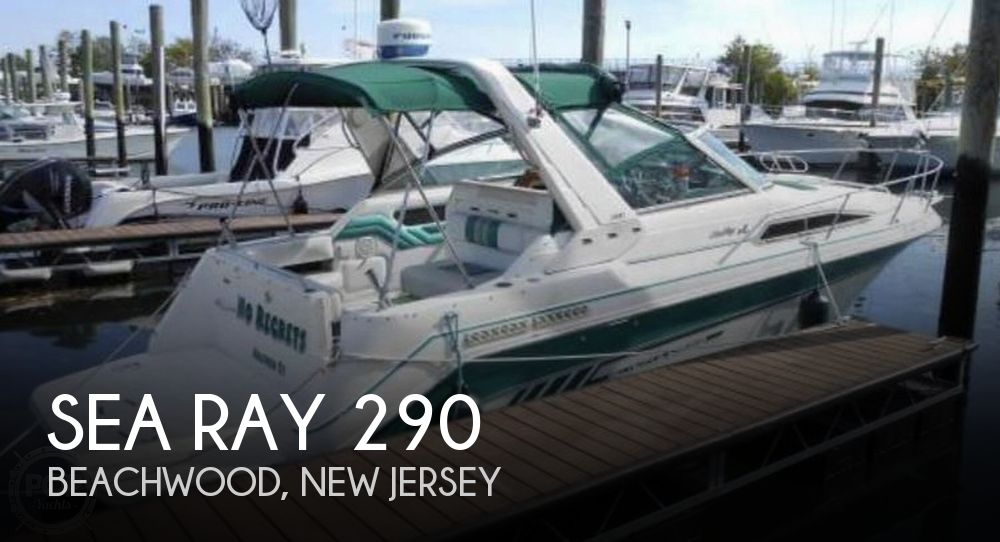 Used Sea Ray 290 Sundancer Boats For Sale by owner | 1993 Sea Ray 290 SUNDANCER