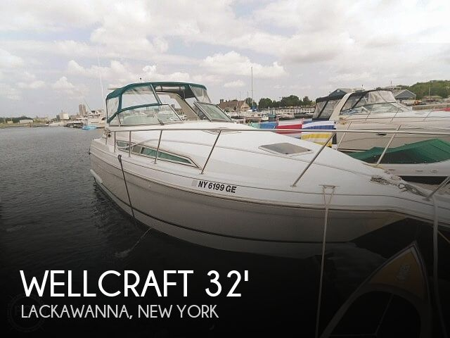 Used Wellcraft Boats For Sale in New York by owner | 1996 32 foot Wellcraft Martinique