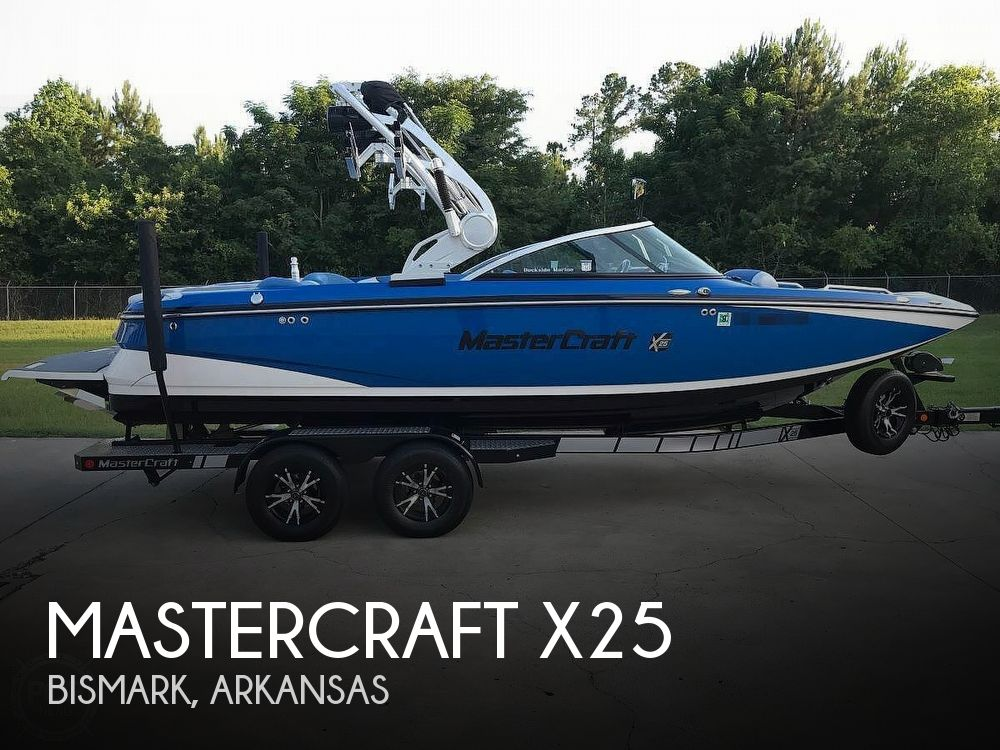 Used Mastercraft Boats For Sale by owner | 2014 Mastercraft X25