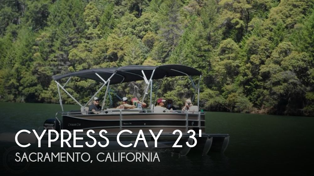 Used CYPRESS CAY Boats For Sale by owner   2014 Cypress Cay 230 Seabreeze