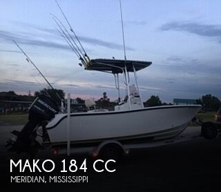 Used Ski Boats For Sale by owner | 2008 Mako 184 CC