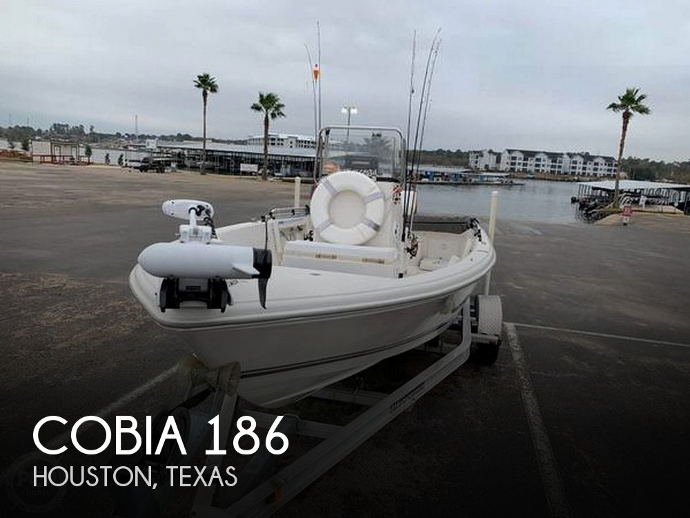 Used Cobia Boats For Sale in Texas by owner | 2008 Cobia 186