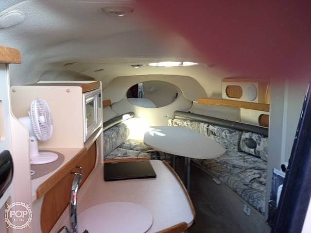 1999 Four Winns boat for sale, model of the boat is 258 Vista Pocket Cruiser & Image # 5 of 20