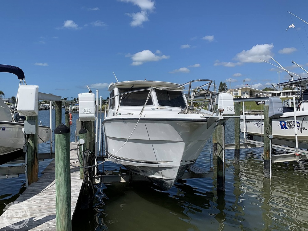 2001 Shamrock boat for sale, model of the boat is Mackinaw 270 & Image # 5 of 40