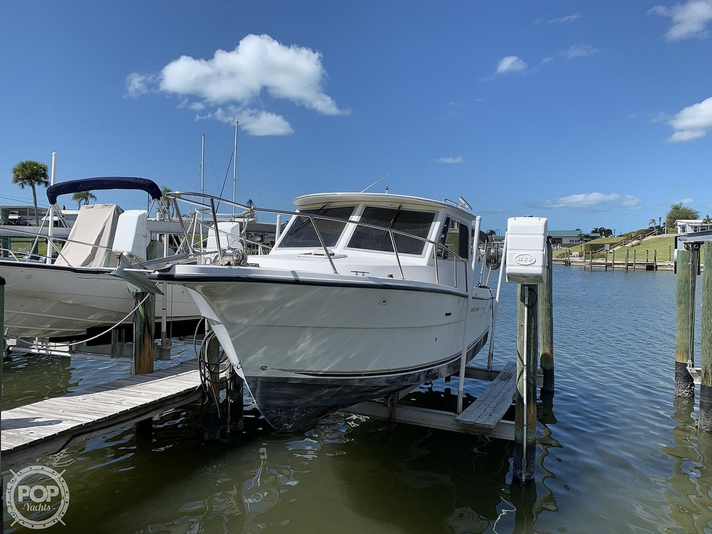 2001 Shamrock boat for sale, model of the boat is Mackinaw 270 & Image # 2 of 40
