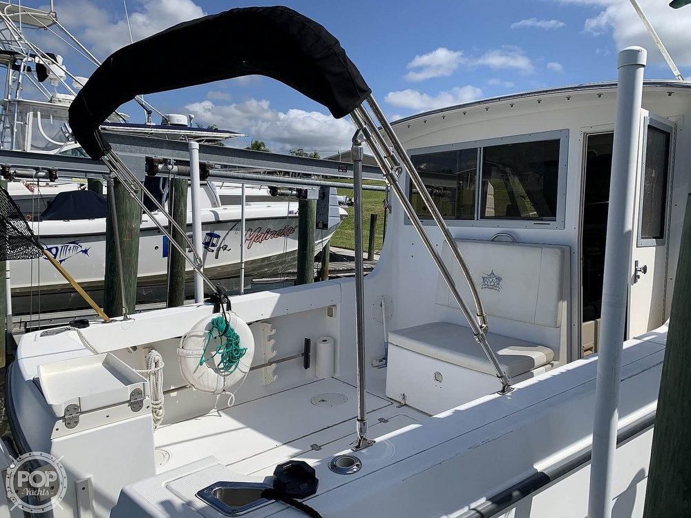 2001 Shamrock boat for sale, model of the boat is Mackinaw 270 & Image # 6 of 40