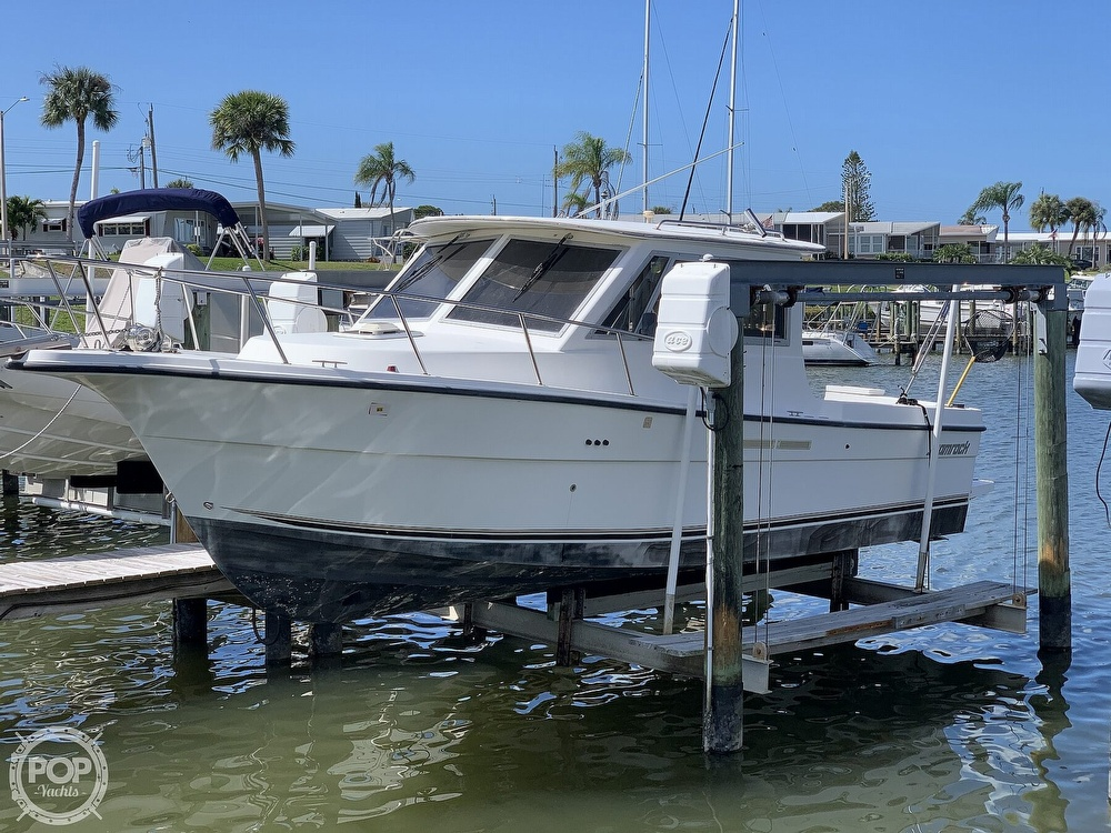 2001 Shamrock boat for sale, model of the boat is Mackinaw 270 & Image # 3 of 40