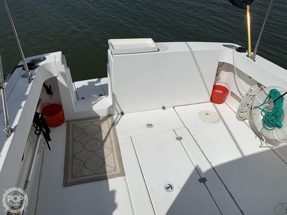 2001 Shamrock boat for sale, model of the boat is Mackinaw 270 & Image # 14 of 40