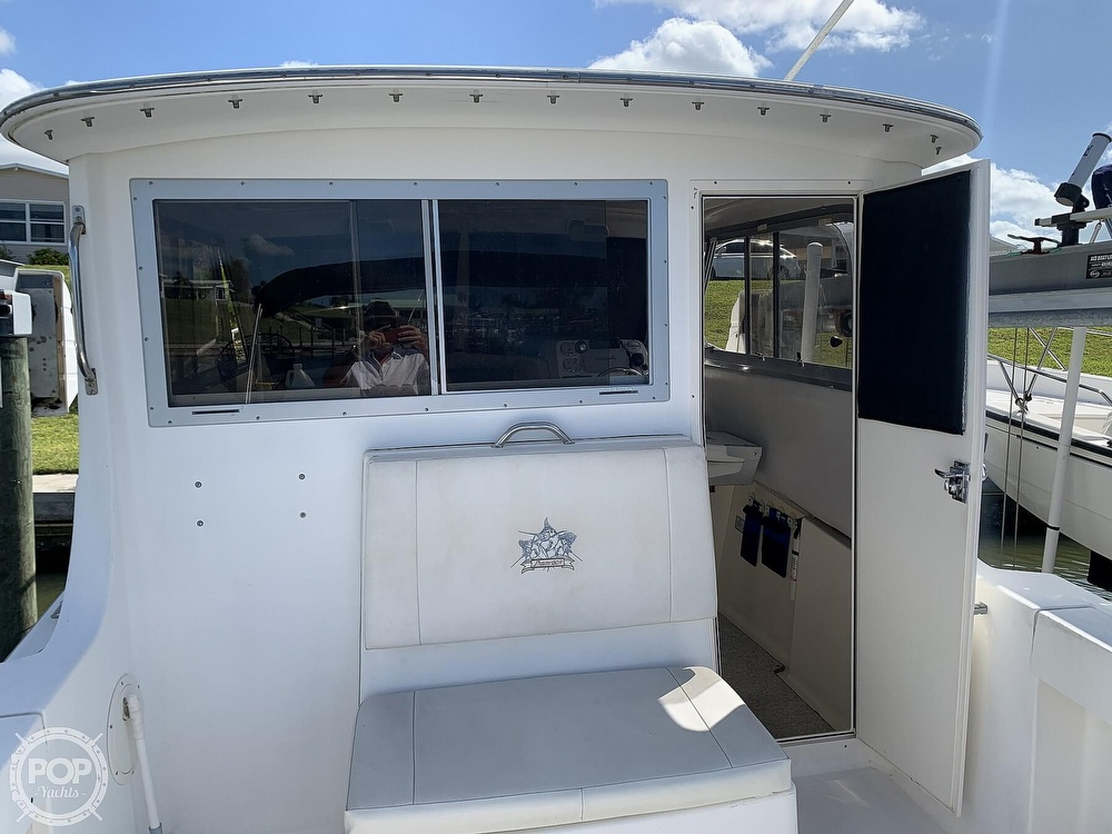 2001 Shamrock boat for sale, model of the boat is Mackinaw 270 & Image # 21 of 40