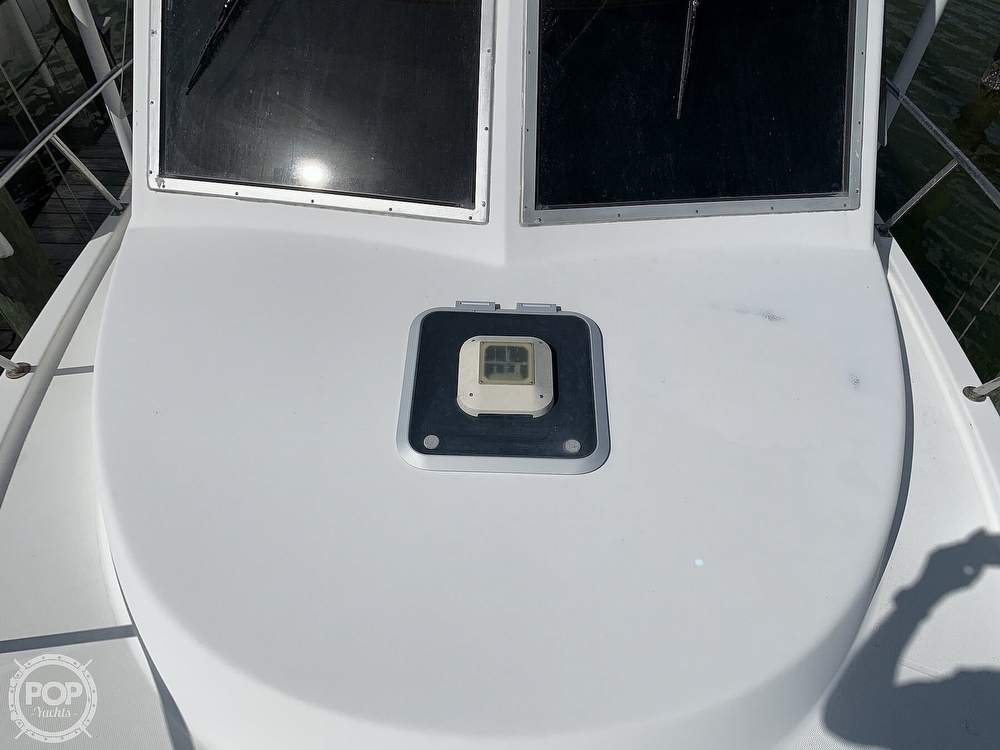 2001 Shamrock boat for sale, model of the boat is Mackinaw 270 & Image # 23 of 40
