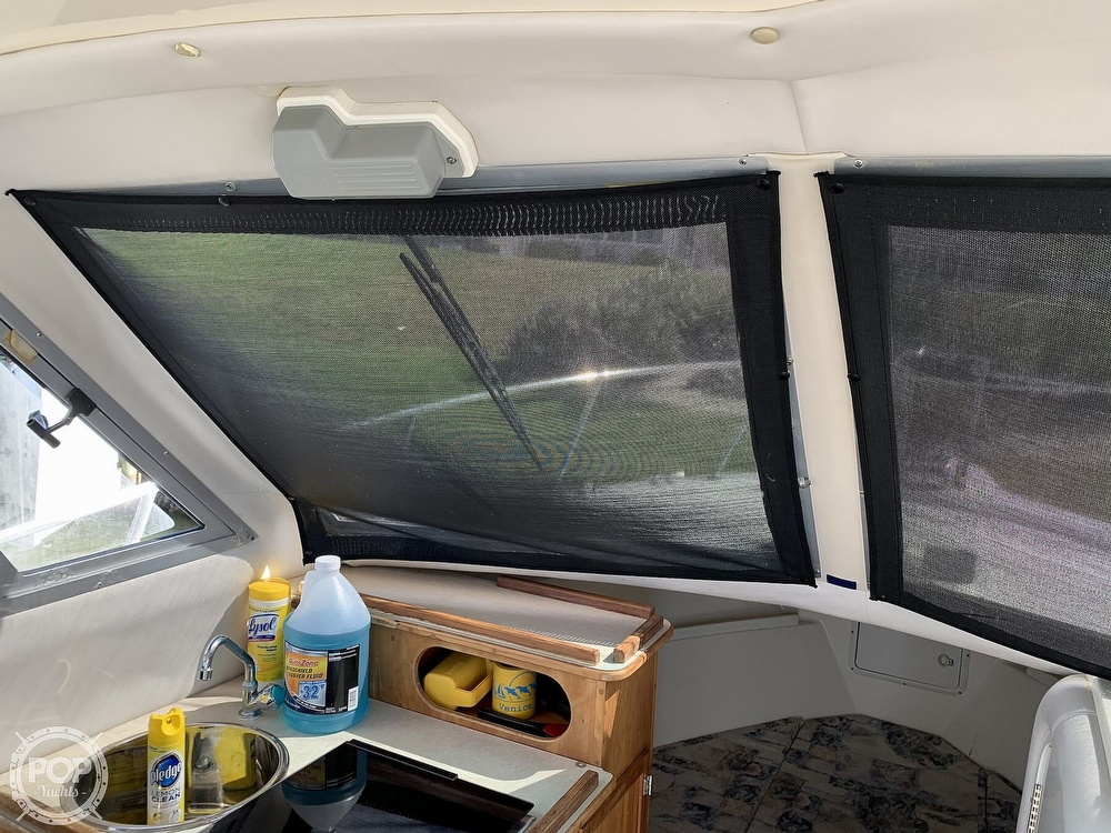 2001 Shamrock boat for sale, model of the boat is Mackinaw 270 & Image # 39 of 40