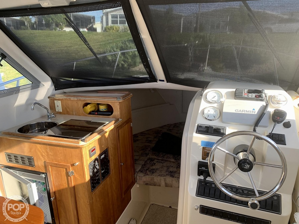 2001 Shamrock boat for sale, model of the boat is Mackinaw 270 & Image # 28 of 40