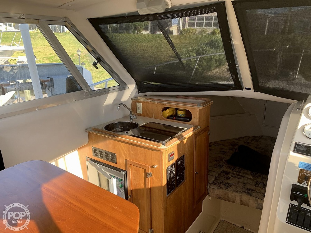 2001 Shamrock boat for sale, model of the boat is Mackinaw 270 & Image # 27 of 40
