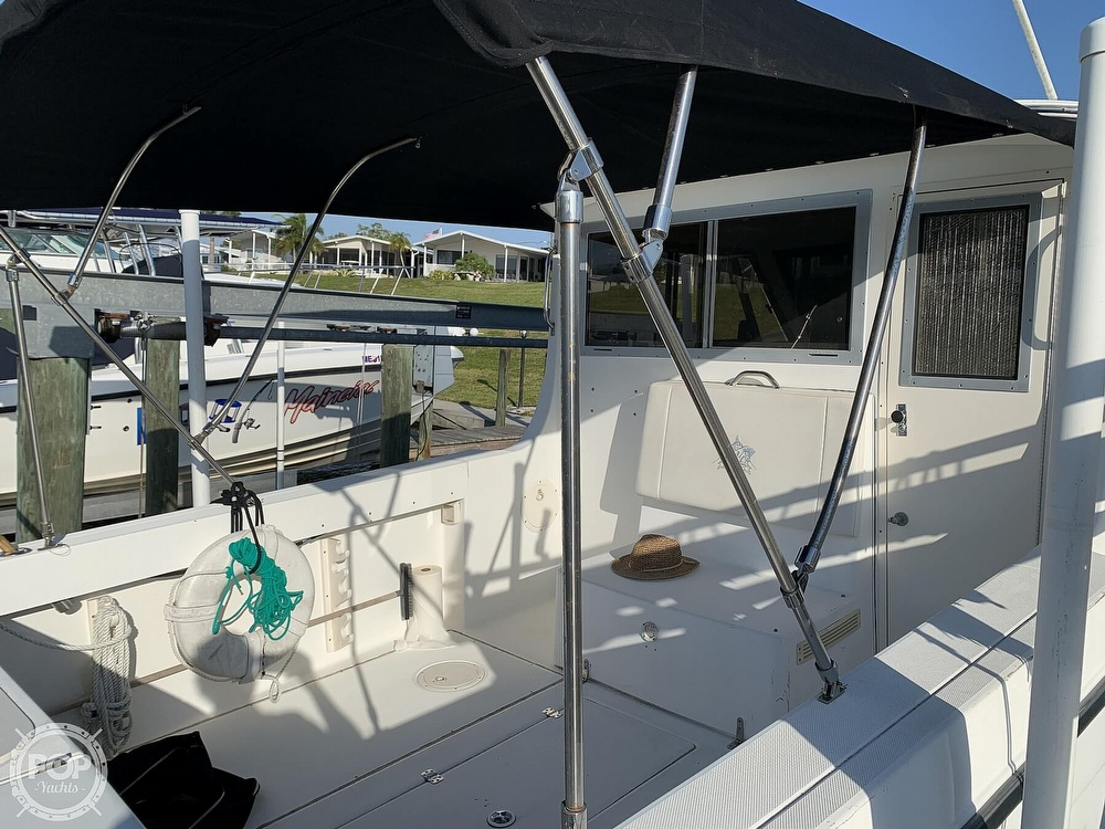 2001 Shamrock boat for sale, model of the boat is Mackinaw 270 & Image # 10 of 40