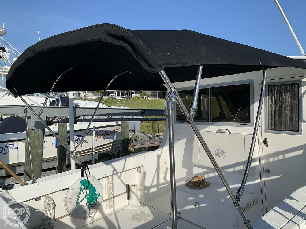 2001 Shamrock boat for sale, model of the boat is Mackinaw 270 & Image # 9 of 40
