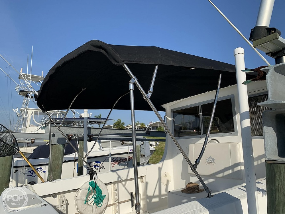 2001 Shamrock boat for sale, model of the boat is Mackinaw 270 & Image # 8 of 40
