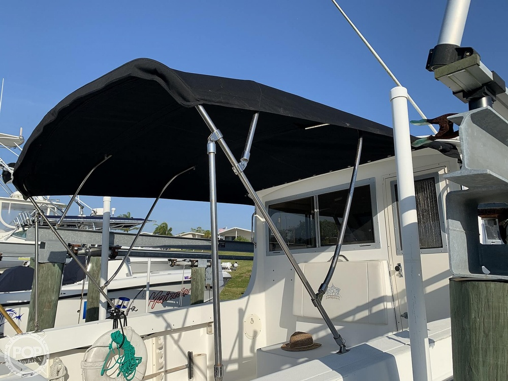 2001 Shamrock boat for sale, model of the boat is Mackinaw 270 & Image # 7 of 40