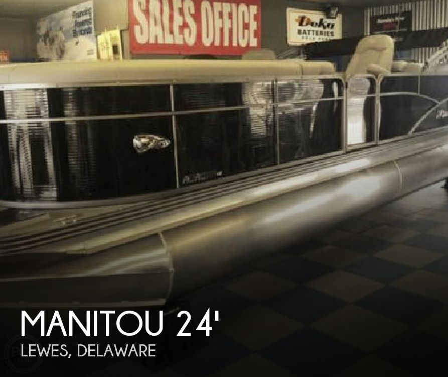 Used Manitou Boats For Sale by owner | 2019 Manitou 25
