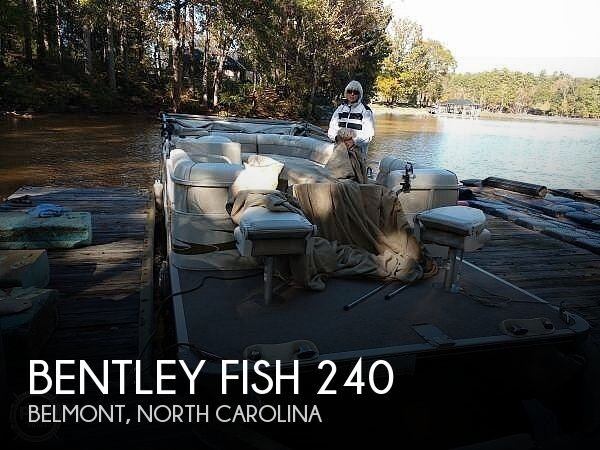 Used BENTLEY Pontoon Boats For Sale by owner | 2007 Bentley Fish 240