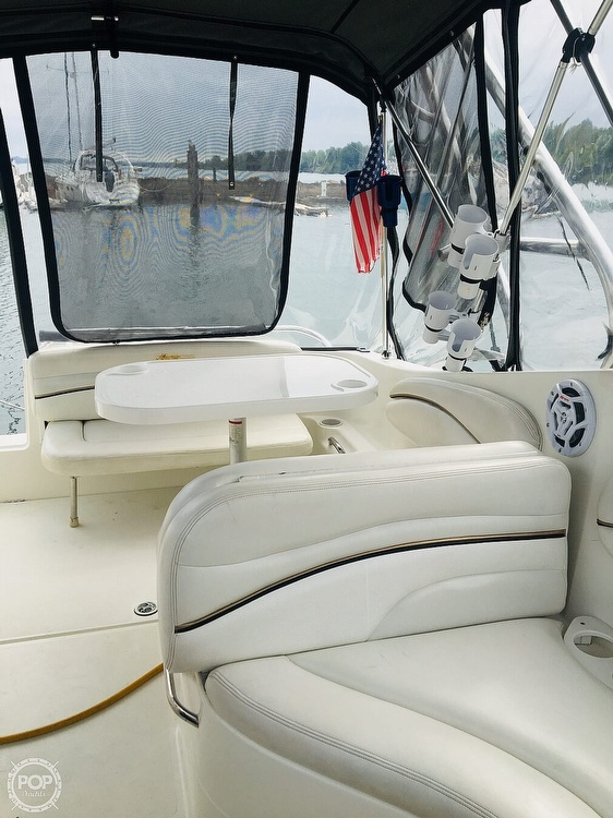 2002 Wellcraft boat for sale, model of the boat is 2600 Martinique & Image # 8 of 13